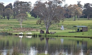 Camping. Lochlorian,Walcha, New England Tablelands