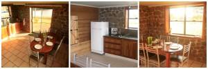 Cabin accommodation, Lochlorian Walcha, New England Tablelands